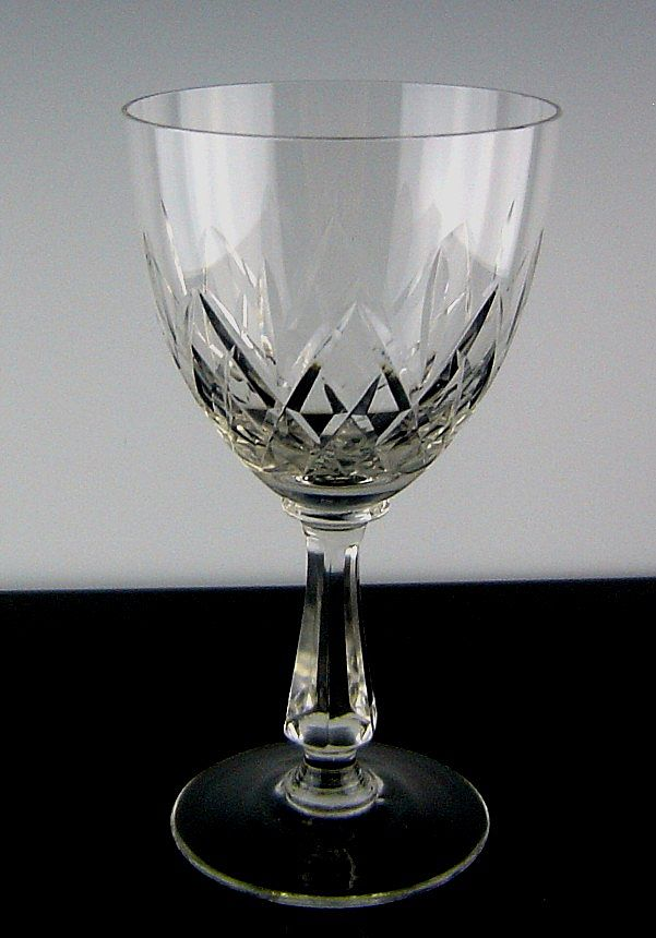 Esset Wine Glasses By Toscany Crystal Romania From Its A