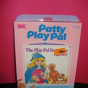 SALE NRFP Ideal Talking Patty Playpal Book and Tape