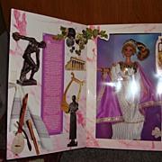 SALE NRFB Collector Edition Grecian Goddess Barbie by Mattel