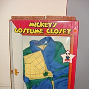 REDUCED Micky Mouse NRFB Outfit