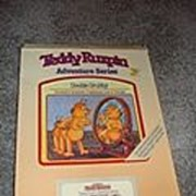 "SALE NRFB Teddy Ruxpin Tape and Book ""Double Grubby"""