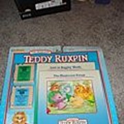 REDUCED NRFB Smaller Teddy Ruxpin Tapes and Books