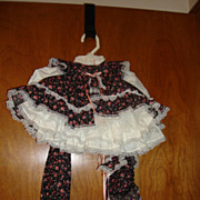 """SALE Beautiful Doll Dress - Fits 24"""""""