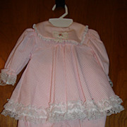 SALE Mint Fayzah Spanos Doll Dress with Tag