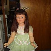 "SALE 36"" Brunette Patty Playpal"