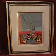 ROGER CHAPELAIN-MIDY (1904-1992) French twentieth century art Ecole de Paris signed limited ed