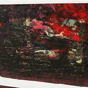 HANS GUSTAV BURKHARDT (1904-1994) pencil signed monotype original art