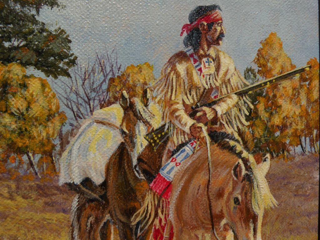 Art Kober Contemporary Western American Art Landscape Oil