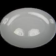 SOLD Fire King 1700 Line Milk White Platter