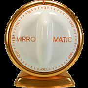 SOLD Vintage Mirro Matic Kitchen Timer