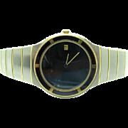 SALE Vintage 1990s Men's Eterna Galaxis Swiss Luxury Wrist watch near mint condition