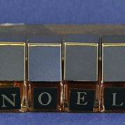 """SALE One of a Kind! Unused! Circa 1950's, """" NOEL"""" Set of FOUR! (4 ..."""