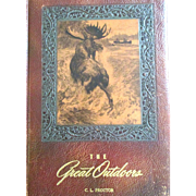 Reduced First Edition the Great Outdoors, Joe Godfrey, Frank Dufresne, Illus. Herb Chidley, 19