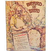 SALE On Sale: Bread on Bread: First edition, 5th printing: DJ: drawings Karl Stuecklen