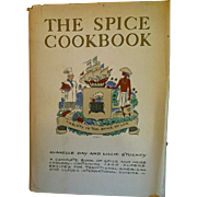 SALE On Sale: The Spice Cookbook: vintage: first edition:1964:  A Complete Book of Spice ...