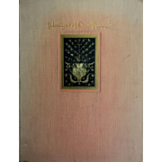 SALE 1st Ed. Rubaiyat of Omar Khayyam, the First and Fourth renderings by Edward FitzGerald ..