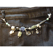 Jeans Jools, Swag of semi-precious stones for your jeans.