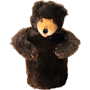 REDUCED Steiff Bear Puppet