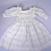 Sweet vintage doll dress
