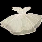Beautiful vintage doll dress