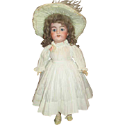 Darling Antique bisque doll by Simon Halbig 1079