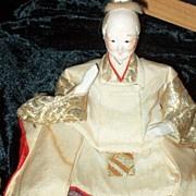 Japanese Emperor doll