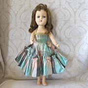 Arranbee Nanette Walker Hard Plastic Doll