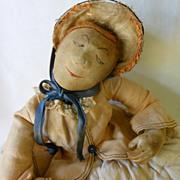 "Vintage Cloth Russian Tea Cozy ""The Coquette"""
