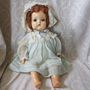 SOLD All Original Composition Baby Doll