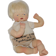 """Baby Dear"" OOAK Doll by Gordon Anderson"