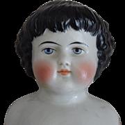 Highland Mary German China Head Doll by Alt, Beck & Gottschalck