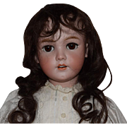 Simon & Halbig German Bisque Head Character Doll Mold 1249