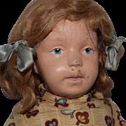 Schoenhut Wooden Character Doll