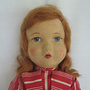 SALE Chad Valley Cloth Child Doll