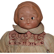 The Campbell Kid Composition Doll by Horsman & Company