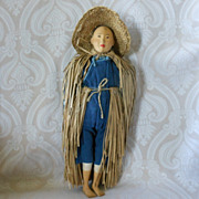REDUCED Door of Hope Mission Doll Farmer