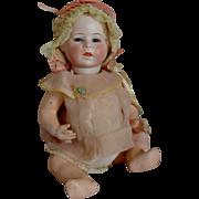 Swaine Bisque Head Character Baby