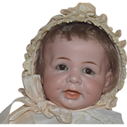 SOLD Kammer & Reinhardt Bisque Head Character Baby 116A