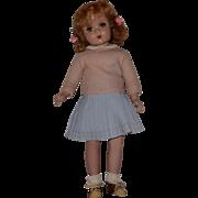 Madame Alexander Hard Plastic Maggie Face Doll