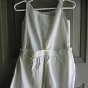 SALE Victorian Era Small Childs Undergarments Undies Underwear for Display