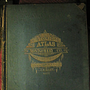 1877 Montgomery County Pa Illustrated Atlas