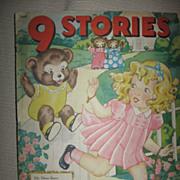 Adorable 1940s Childs Book Black Sambo Goldilocks Kittens