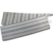 2 Pair Antique Shirt Cuffs Reversible Detachable for Re- Enacters