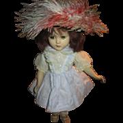 """Dress for 14"""" Tall R & B Doll Arranbee"""