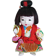 SOLD Sweet Little Japanese Doll