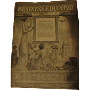 The Business Educator Early 1900s Penmanship and Shorthand Manuals