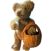 SALE PENDING Miniature Basket for Your Miniature Bear