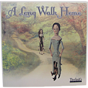 REDUCED Book: A Long Walk Home Doll Auction Catalog