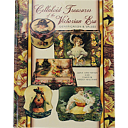 SALE Book Celluloid Treasures of the Victorian Era Identification and Values