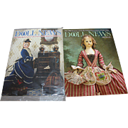 SALE UFDC Doll News Magazine Fall 2013 Winter 2015